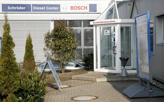 Bosch Car Service Schroder In Dortmund